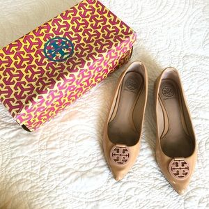 Authentic Tory Burch Flats shoes